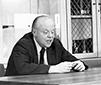 George Garrett, former board president and Intro editor