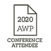 2020 Attendee Badge 100x100