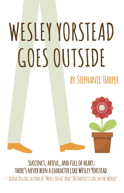Wesley Yorstead Goes Outside