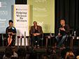 Chimananda Ngozi Adichie, E. Ethelbert Miller, and Ta-Nehisi Coates
