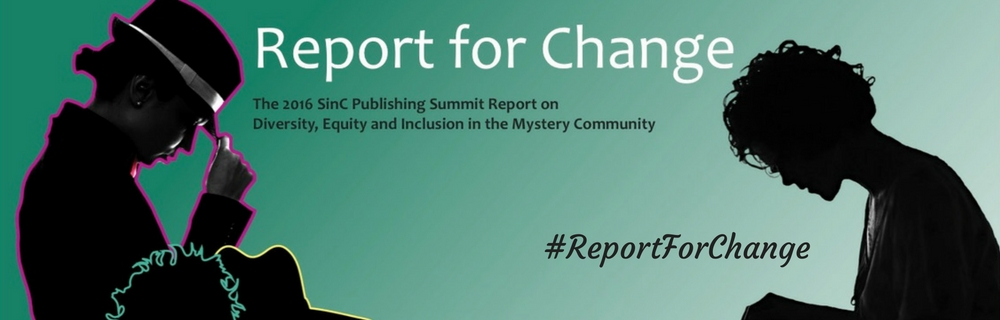 Report for Change banner