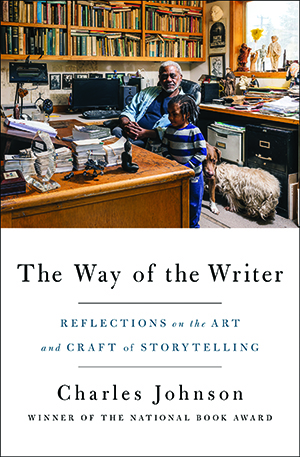 Book cover of The Way of the Writer