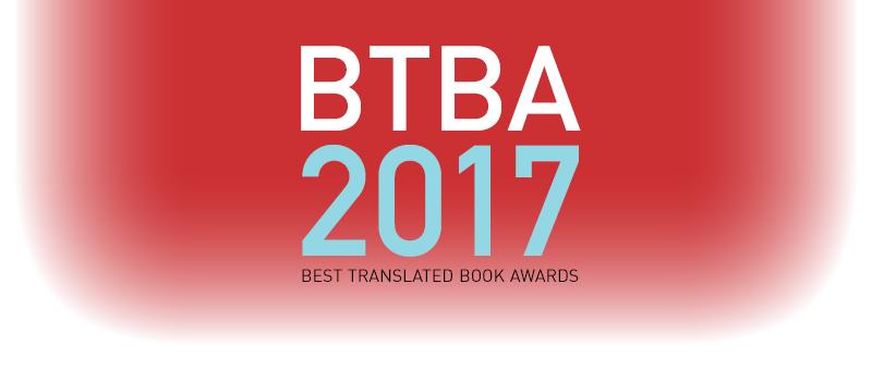 Best Translated Book Awards Logo