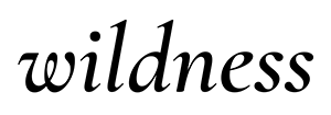 wildness logo