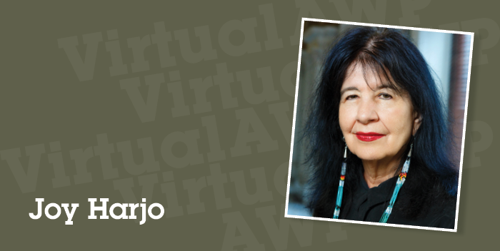 Joy Harjo Virtual Event