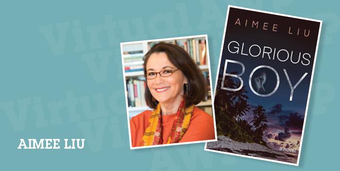 Virtual Book Club: Aimee Liu