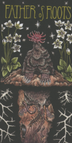 Another tarot card, described in text